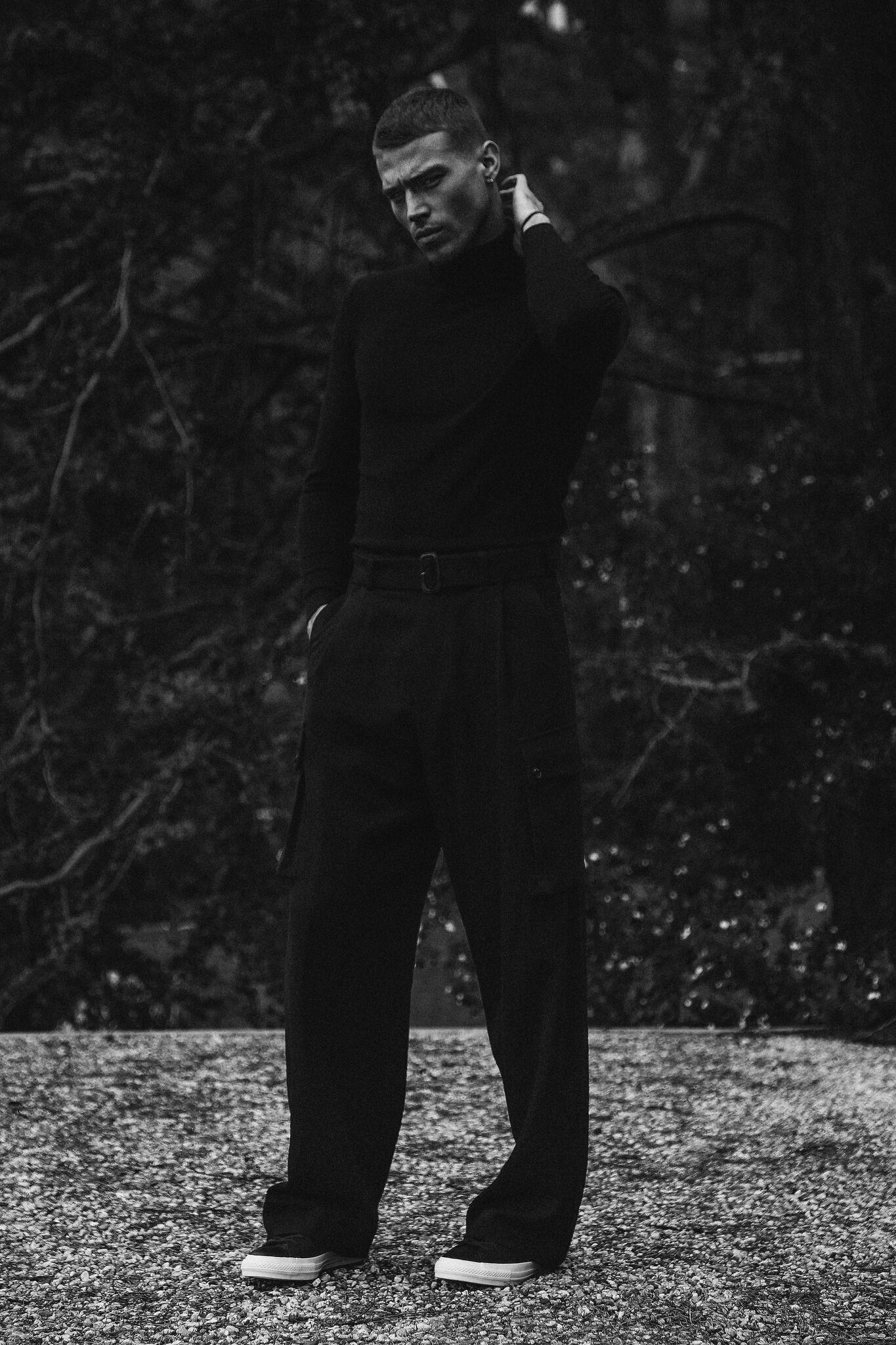 MATTHEW NOSZKA   Stylist: Ugo Mozie x Noah Raf