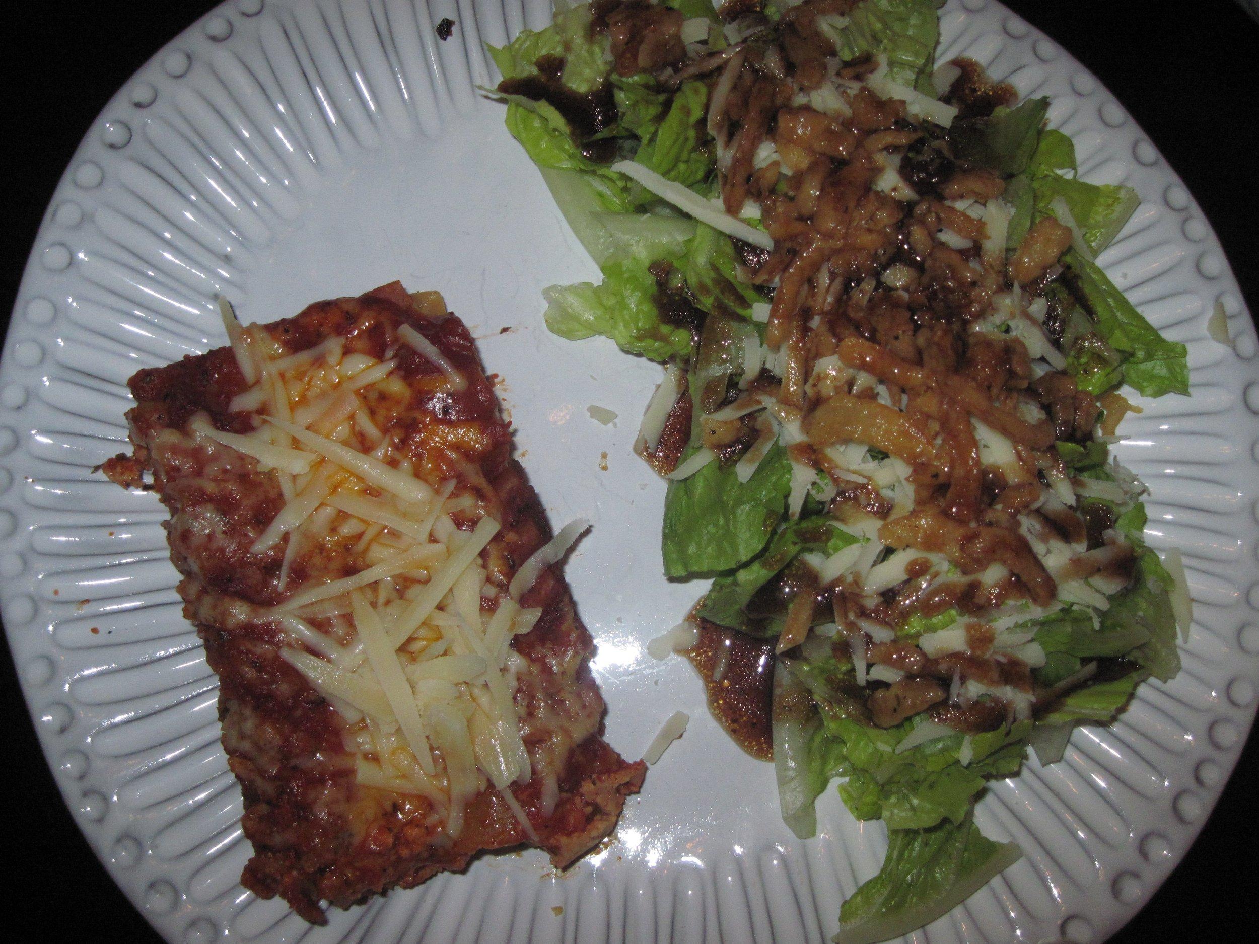 Lasagna Margherite