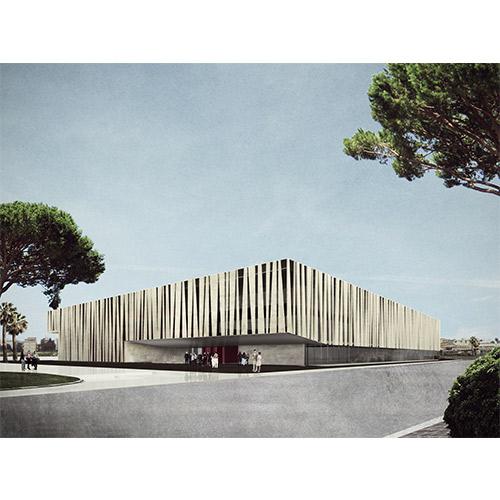 Auditorium, Lecce