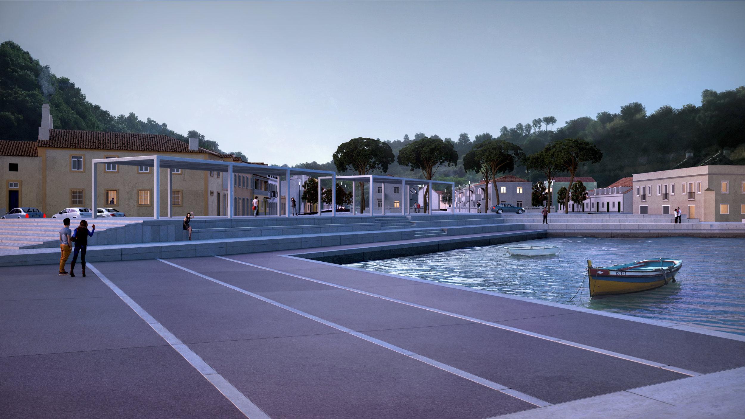New Plan for Porto Brandão approved by Municipality of Almada