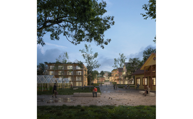 Ankerhagen, Hamar
