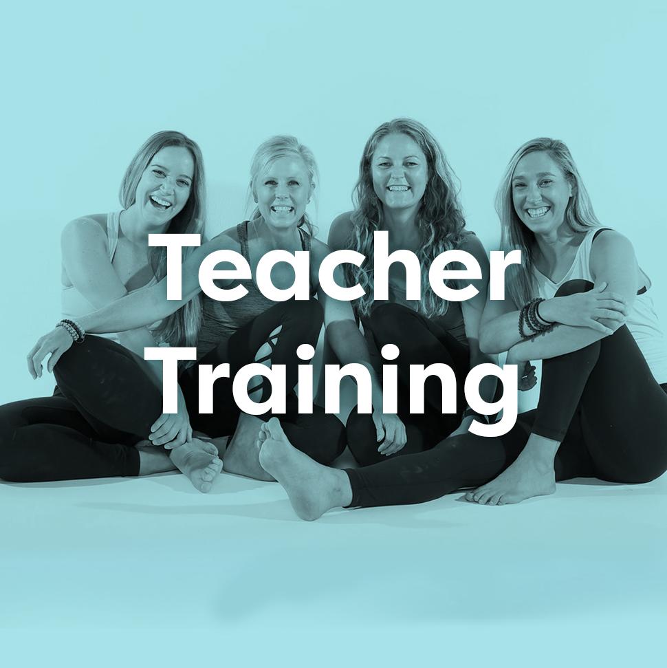 Rock Your Purpose Teacher Training