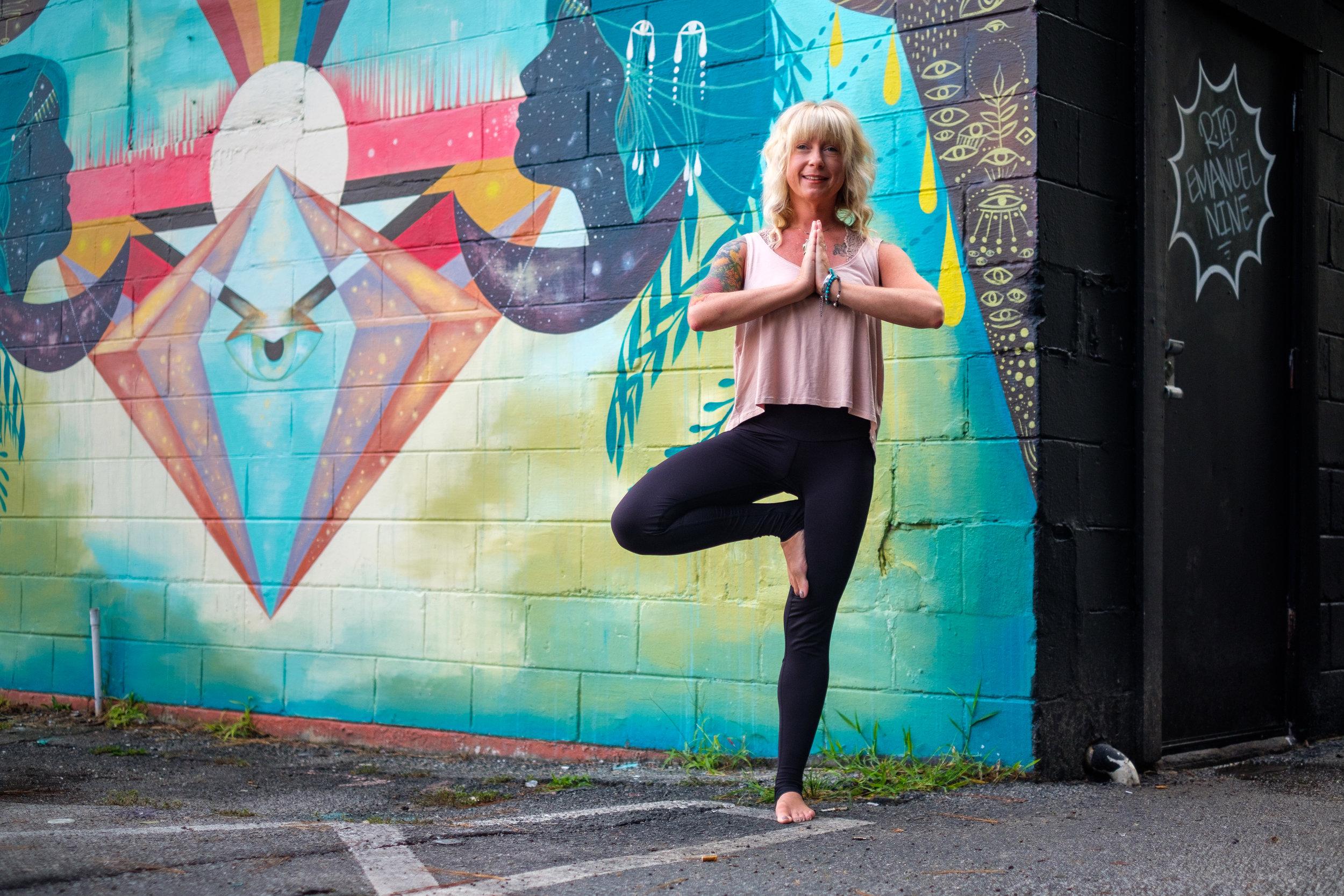 RYT 200, Holy Cow Yoga Center, Charleston, SC  RCYT, Kidding Around Yoga, St. Petersburg, FL