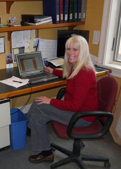 Judy Smith, Marketing Director