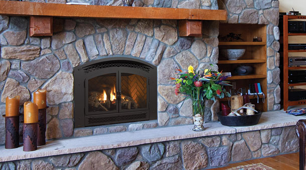 Regency Excalibur P90    View Full Specs   The gentle arched design of this product provides the perfect backdrop for the beautiful Regency fire. There are over forty ways to customize the look of your P90 Excalibur Fireplace.