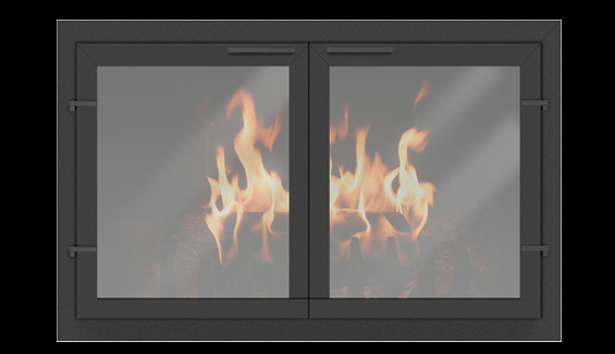 Thermo-Rite    View All Designs   Every Thermo-Rite product, without exception, is made in the U.S.A. Since 1942, the name Thermo-Rite has stood for elegance, quality and superior craftsmanship in glass fireplace enclosures.