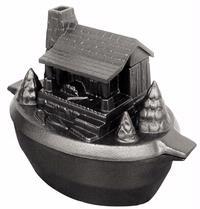 Log Cabin Steamer
