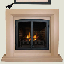 Fires of Tradition Mantels & Surrounds    View All Designs   Through our enthusiastic use of stone, wood and iron, we have created a range of products that compliment the respected line of Valor gas fires.