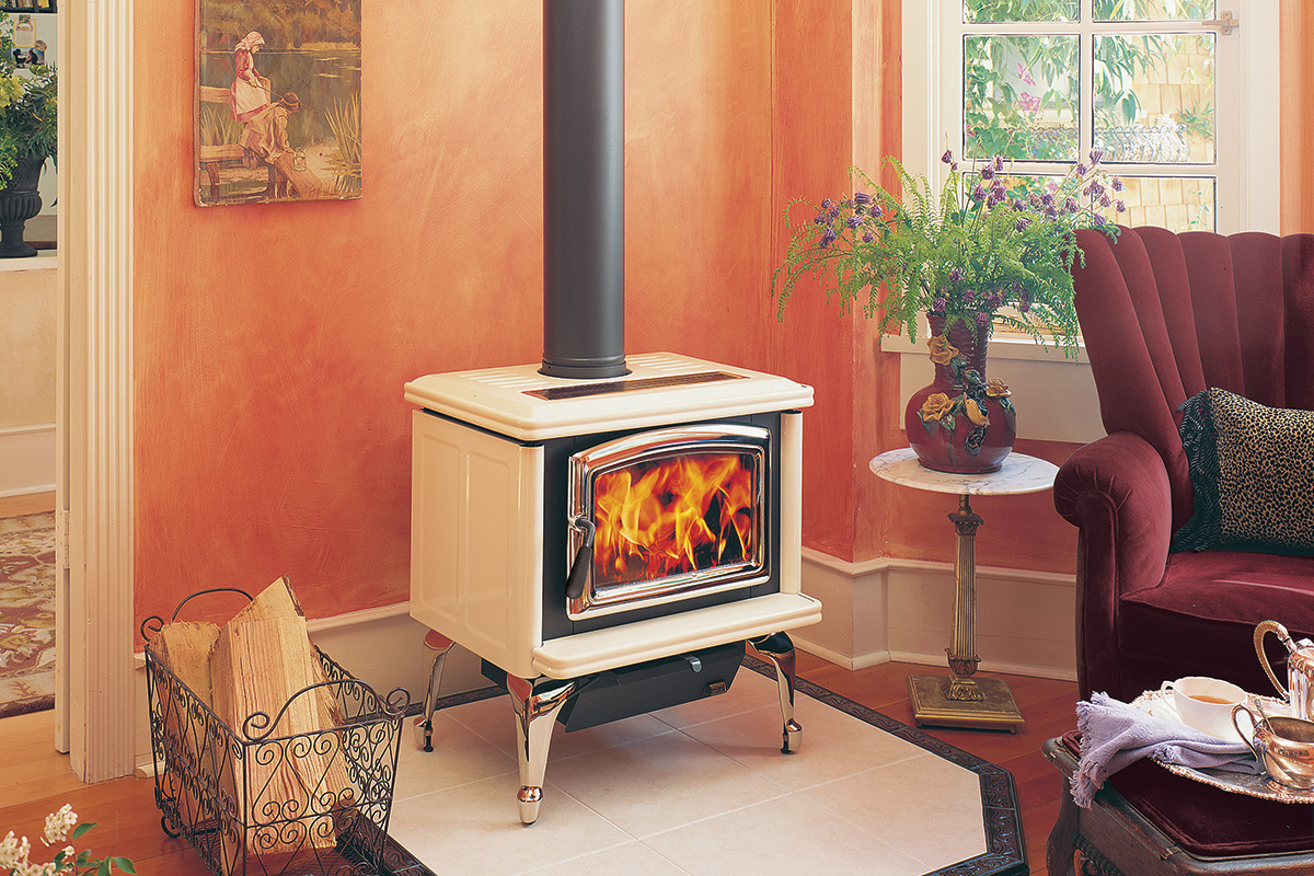 Pacific Energy Vista Classic    View Full Specs   Elegant, small in size and surprisingly powerful. The Vista Classic has all the features of The Spectrum series wood stoves; high efficiency rating, user-friendly operation, and will look so good in your home.