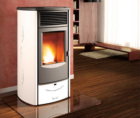 Piazzetta Sabrina    View Full Specs   Piazzetta stoves enclose a technological soul which guarantees functionality, reliability and efficiency. Many styles, sizes and colors available.