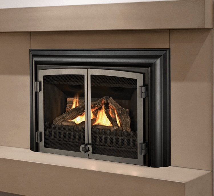 Valor Legend G3    View More Models and Specs   Programmable remote™ system Modulating fire turns down an incredible 73% for steady even heat. Heats without electricity - operates during a power outage. Primary and secondary heat exchangers - heats without the need for a fan.
