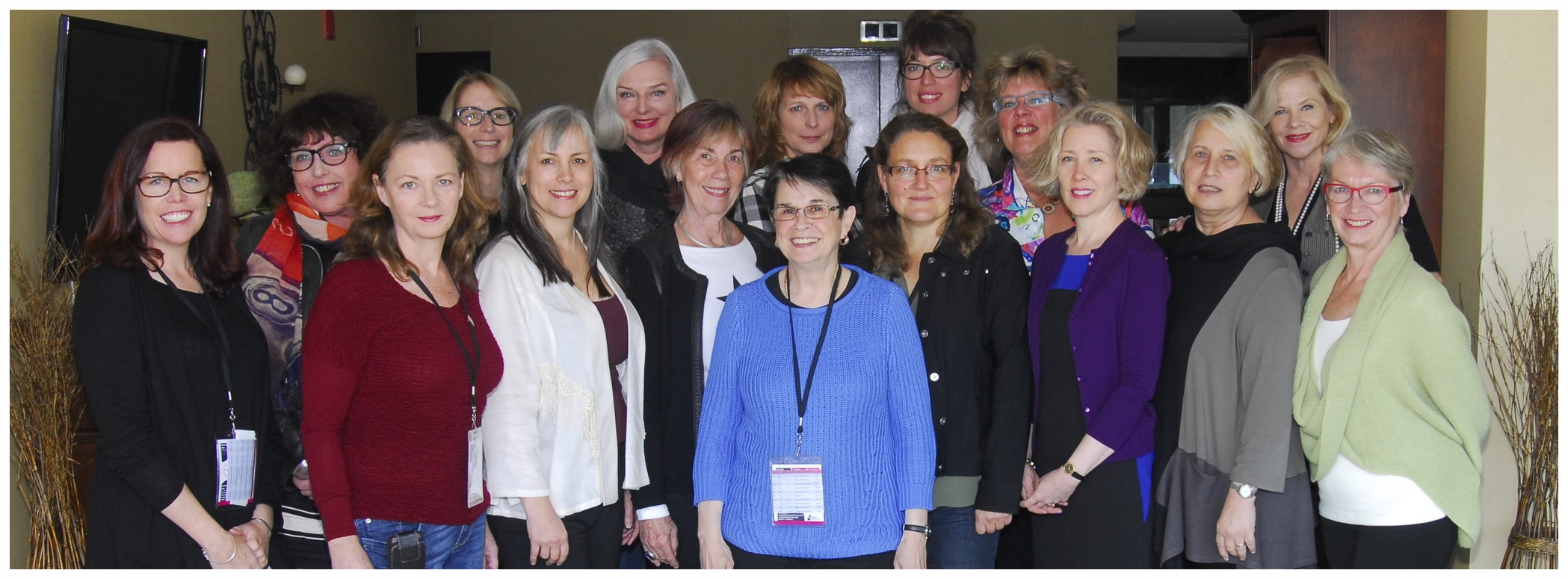 St. John's Summit on Women in Media  delegates