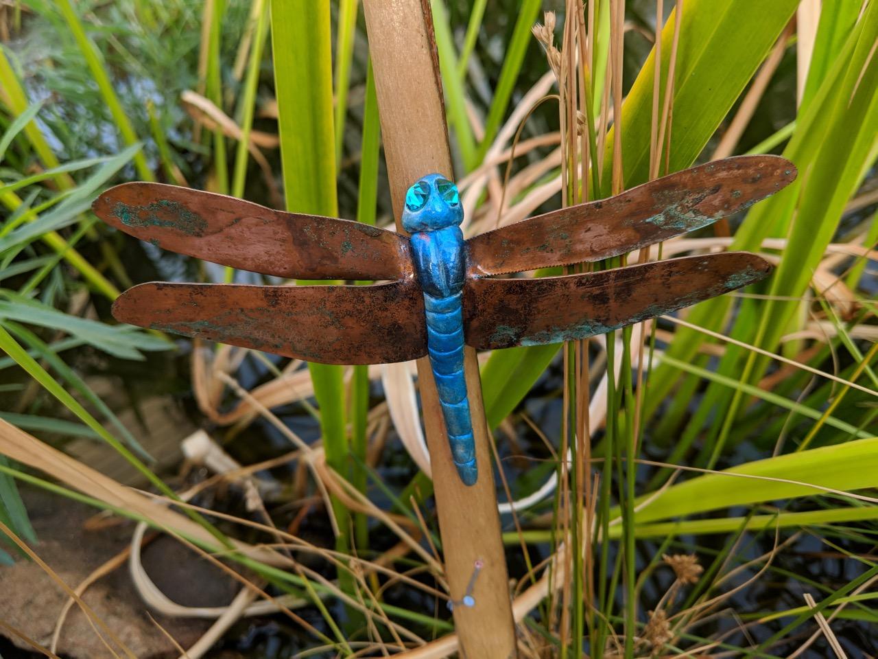 Dragonfly Real Magick Wand