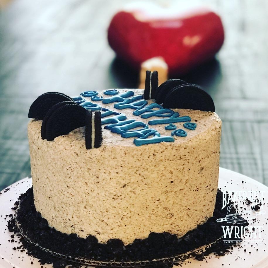 Cookies & Cream Cake