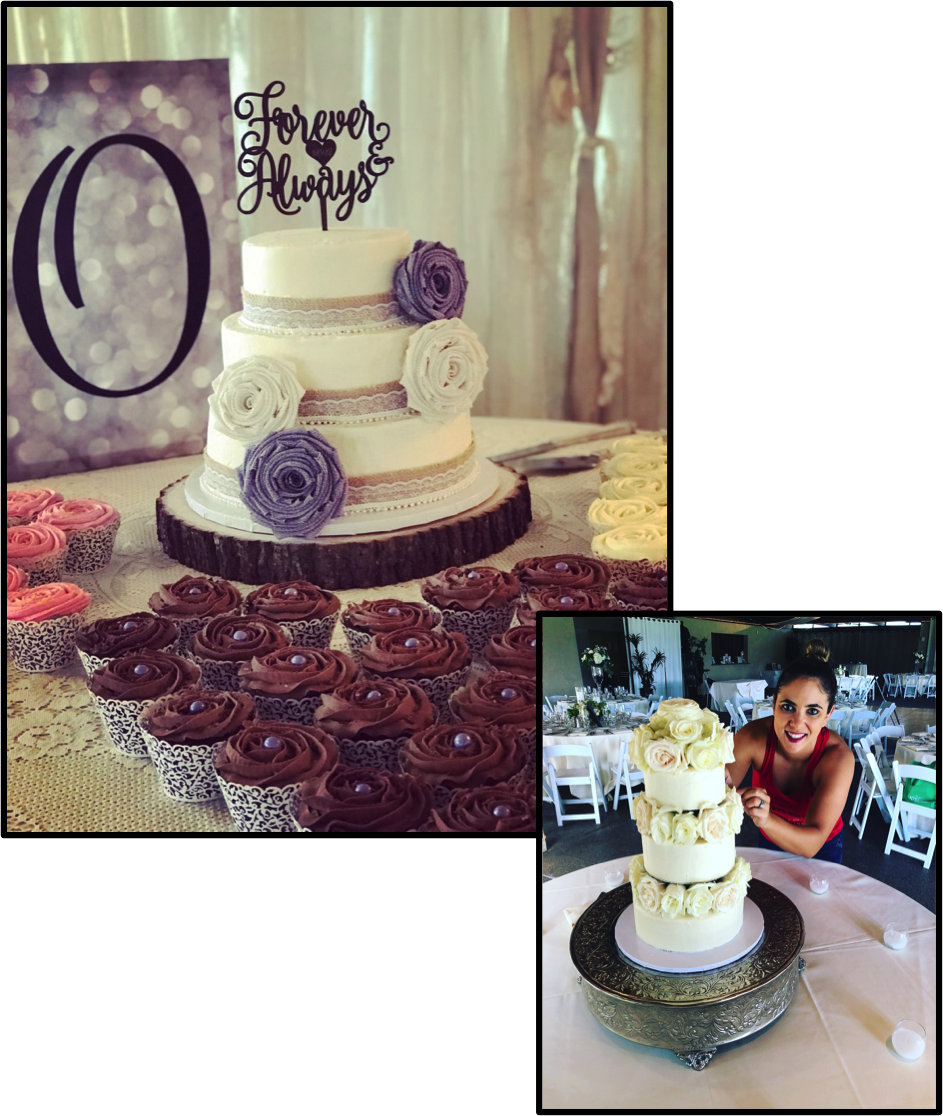 Wedding Season is Here! - We bring your delicious ideas to life for every occasion - including weddings! To order custom desserts for your upcoming events, please fill out our Custom Order form. We will contact you to confirm availability, provide finalized pricing, answer your questions, and more.