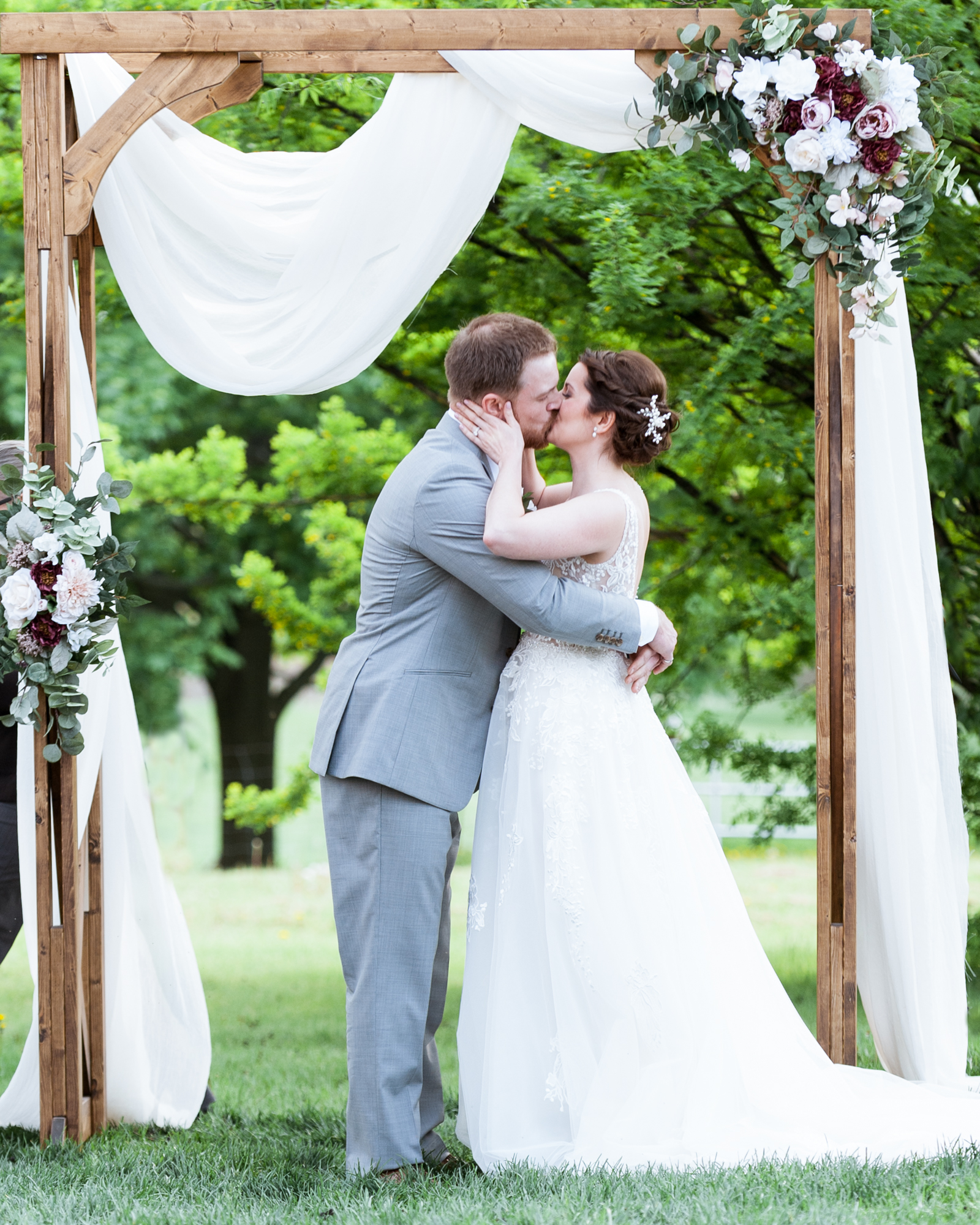 Experimental Farm Ottawa Wedding - Ornamental Gardens