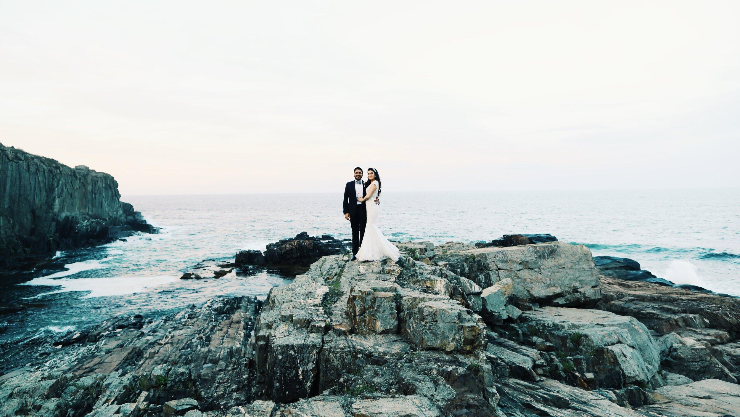 Chase & Cara | Maine