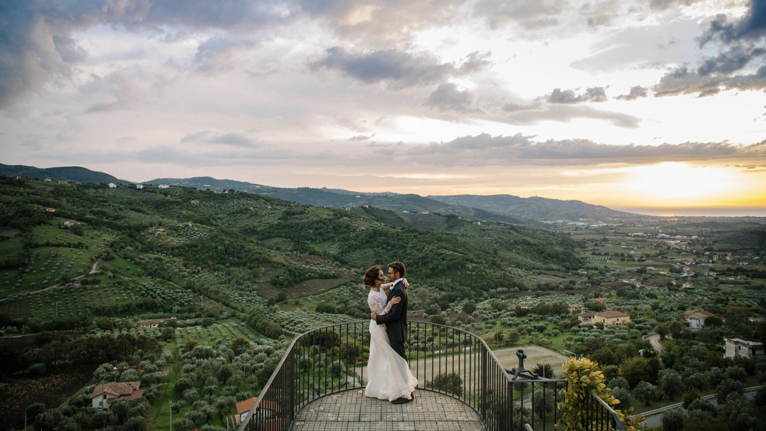 Michael & Emily | Italy