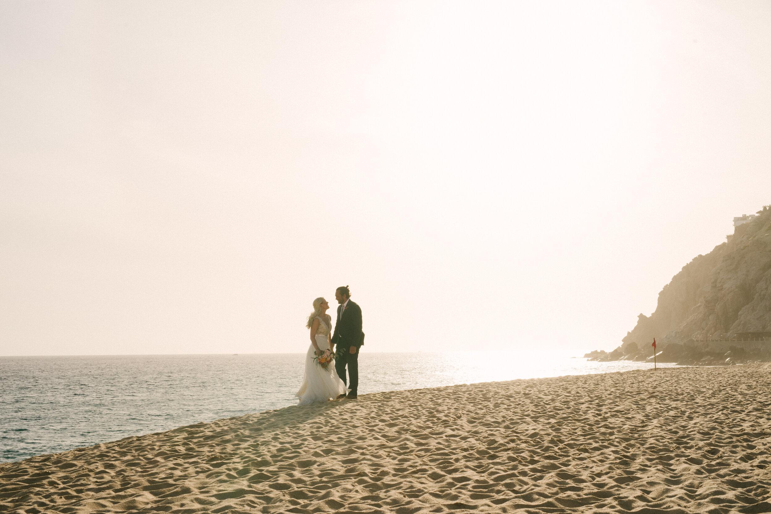 Katelyn & Brandon | Los Cabos