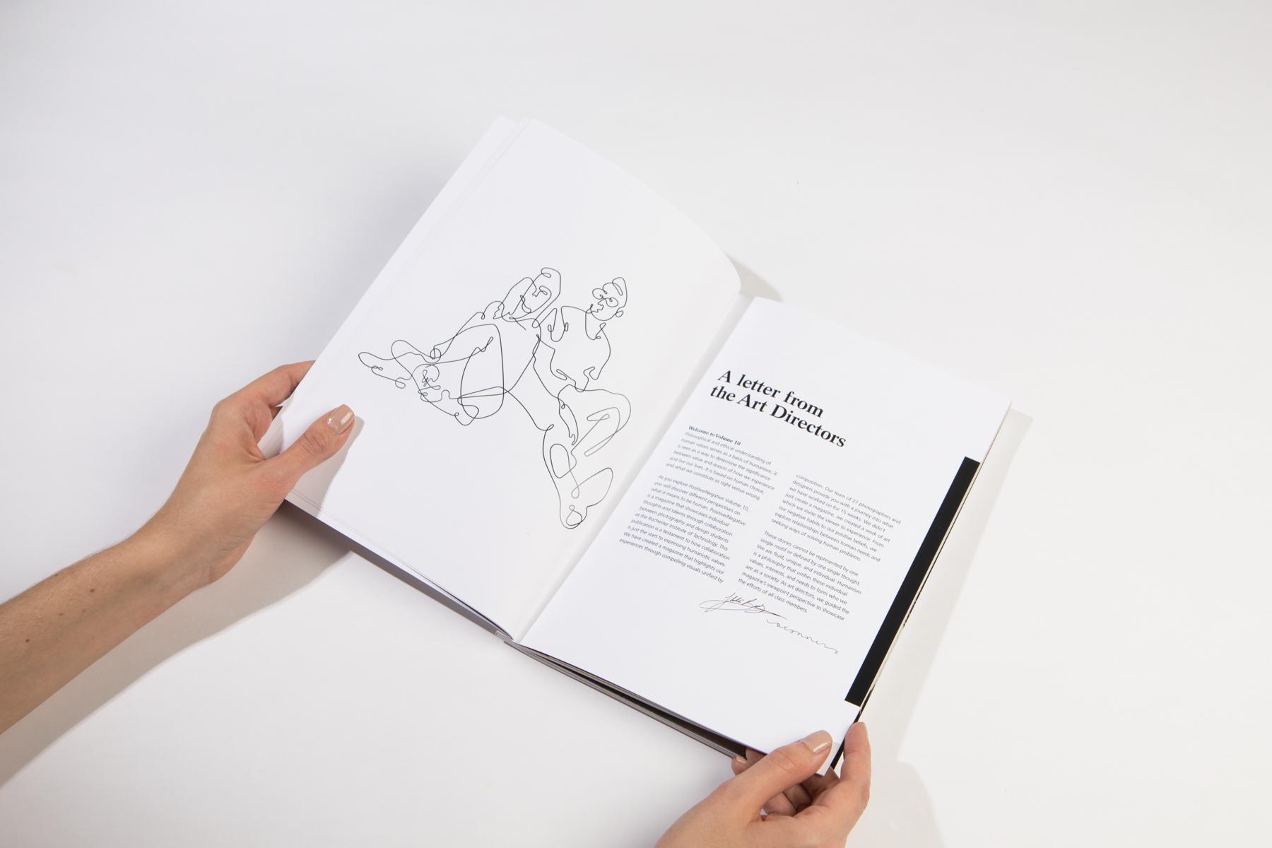 INTERNAL PAGE DESIGN AND ILLUSTRATION