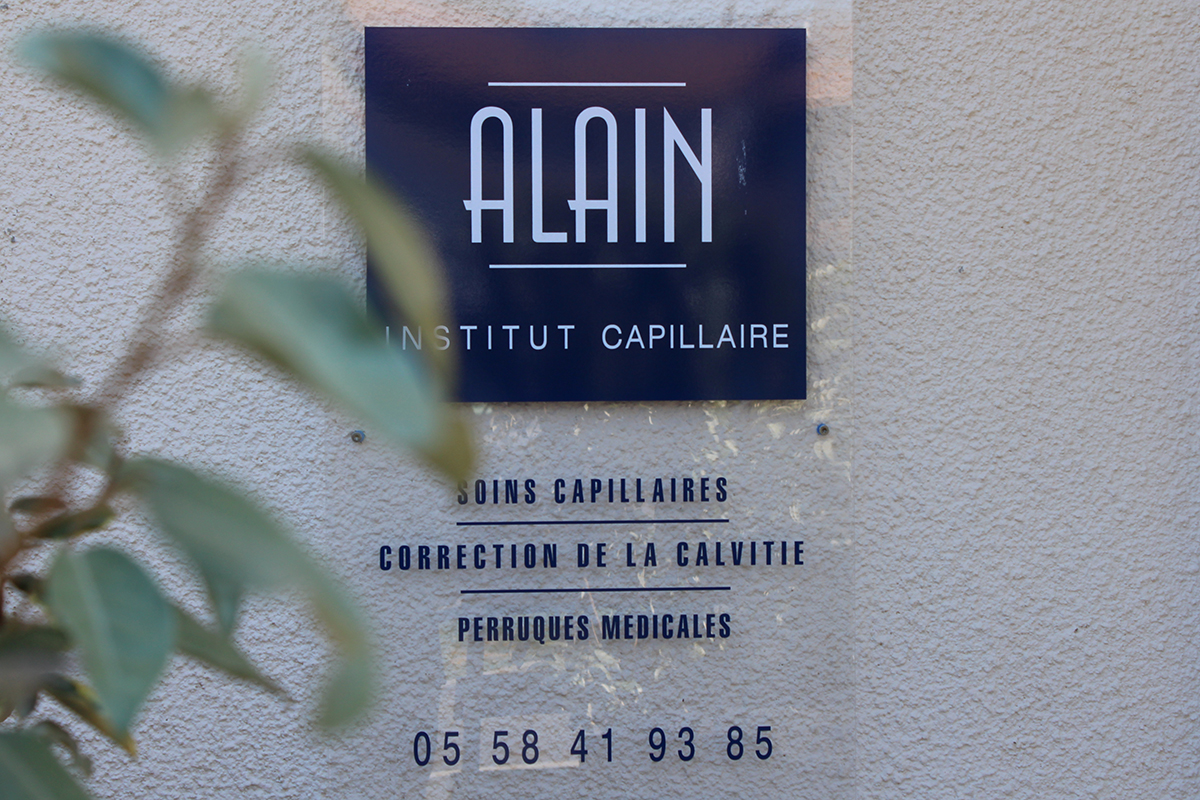 Alain Institut Capillaire à Hossegor (Landes)