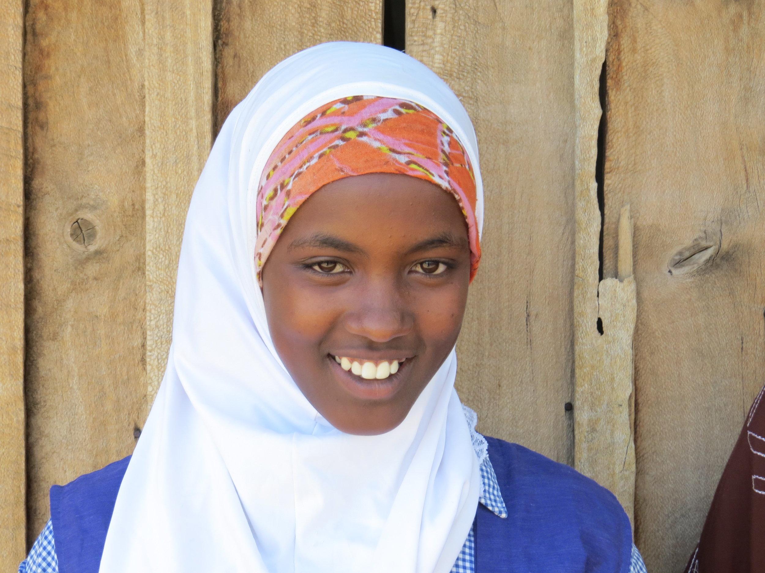 Fartusa Abdi - Primary