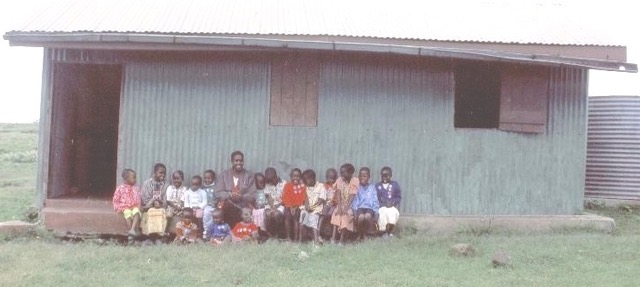 Nursery school in 2004