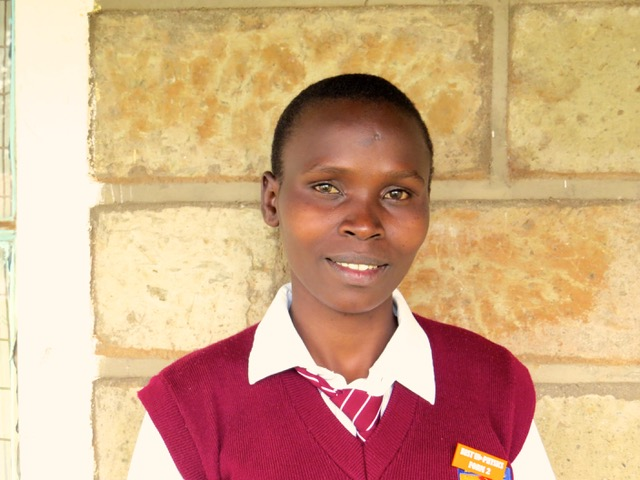 Sponsor a secondary student for one year. $500 covers the school tuition, room and board, fees, and uniforms.