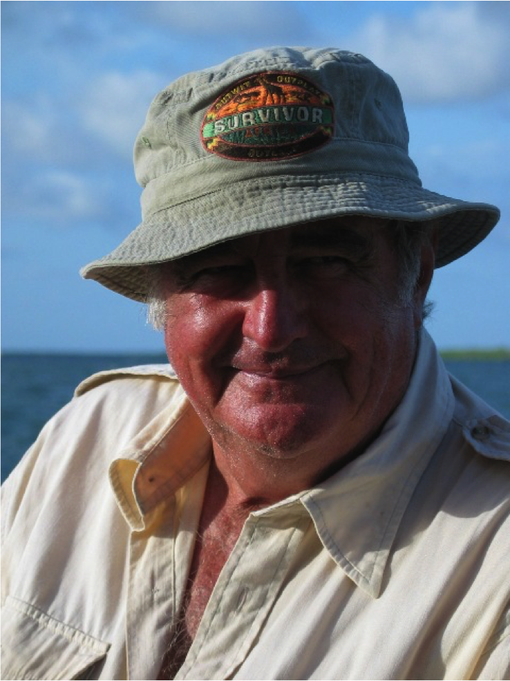 Mike Lawrence of Westminster Safaris