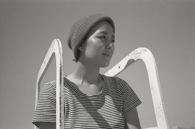 Remembering the beautiful, talented, and soulful @yuriangelachung , may she Rest In Peace and Harmony. It has been a gift to read her honest, vulnerable, and insightfully profound work. My co founder @naomi_shon had the honor of interviewing Yuri for a Tender Poet interview at the start of our project, which is where this photo by is from. I'd like to share some of Yuri's writing and a piece from the interview in her honor. Sending every ounce of my love to her loved ones and family at this time. Yuri's gift and light lives on in her beautiful words, art, and the countless souls she has touched.
