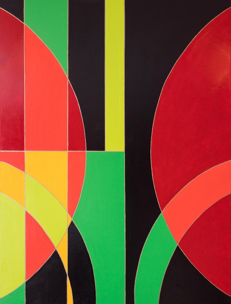 Geometric Paintings -