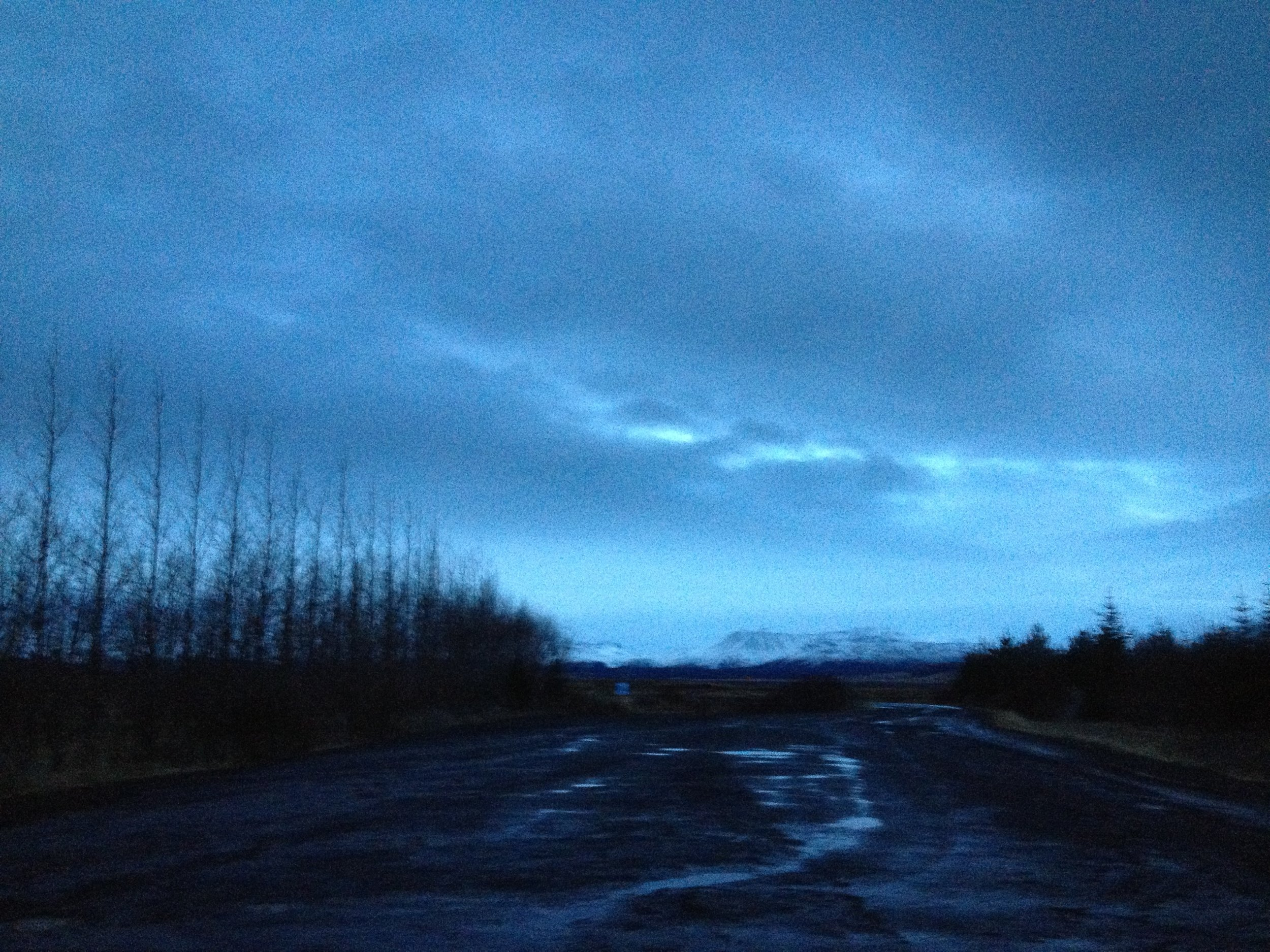 early morning pic of Iceland for no reason