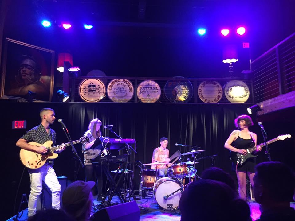 Notel at Mississippi Studios, May 2017