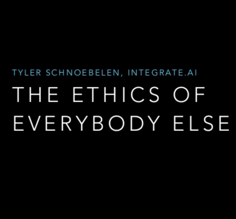 The Ethics of Everyone Else