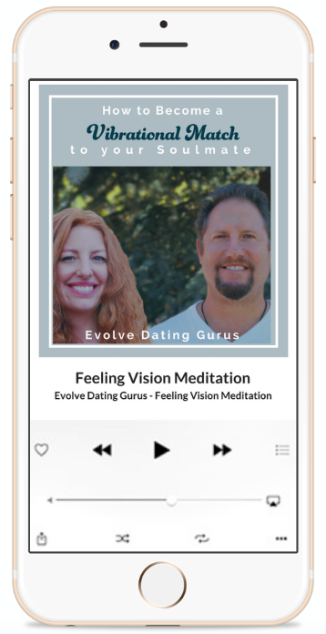 Listen to our FREE Audio to become a vibrational match to your SOULMATE