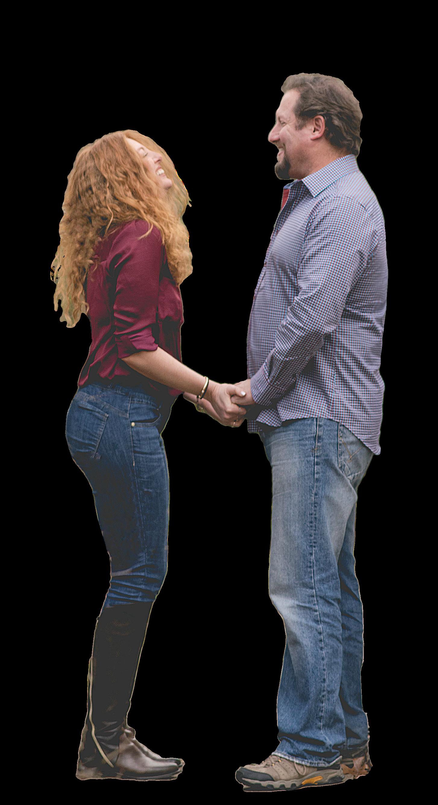 Kendra Seoane Chris DeCicco Evolve Dating Gurus best matchmaker denver