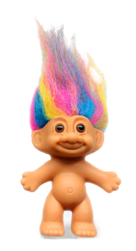 rainbow troll inclusive community for singles evolve dating gurus conscious community.png