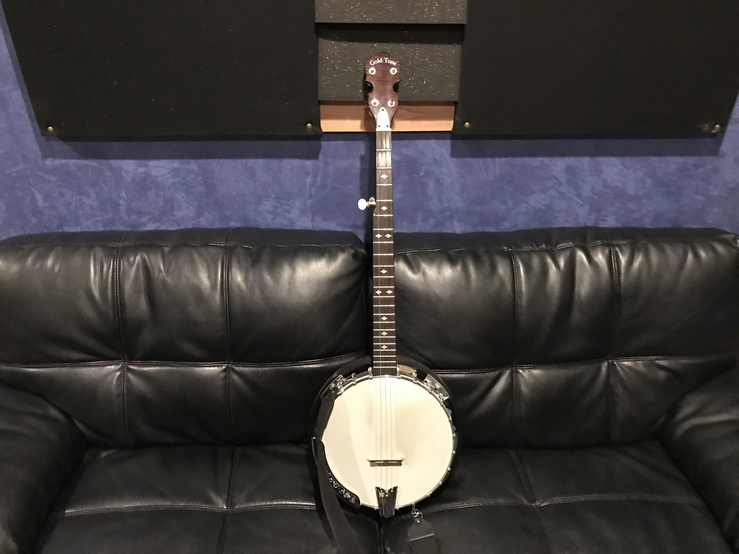 The Banjo!