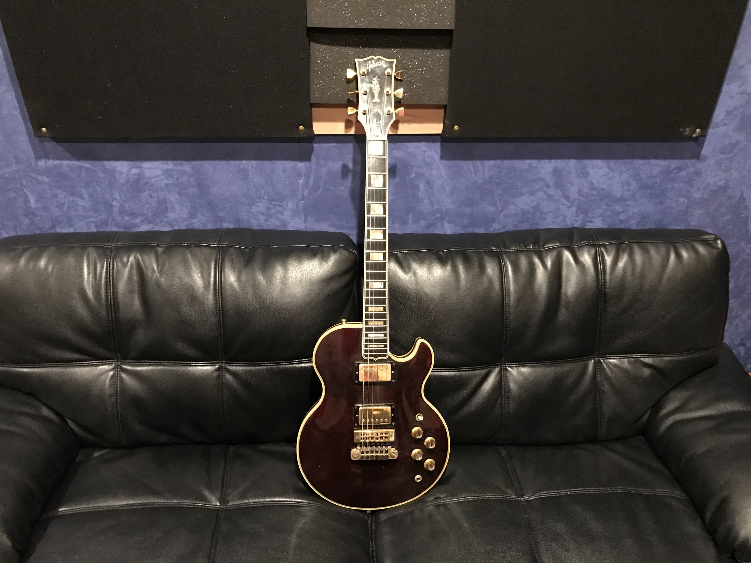 The Gibson L5s
