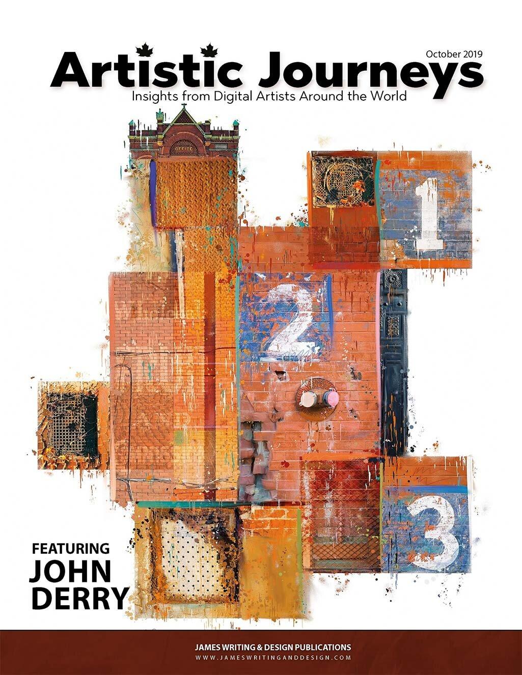 Artistic Journeys: John Derry