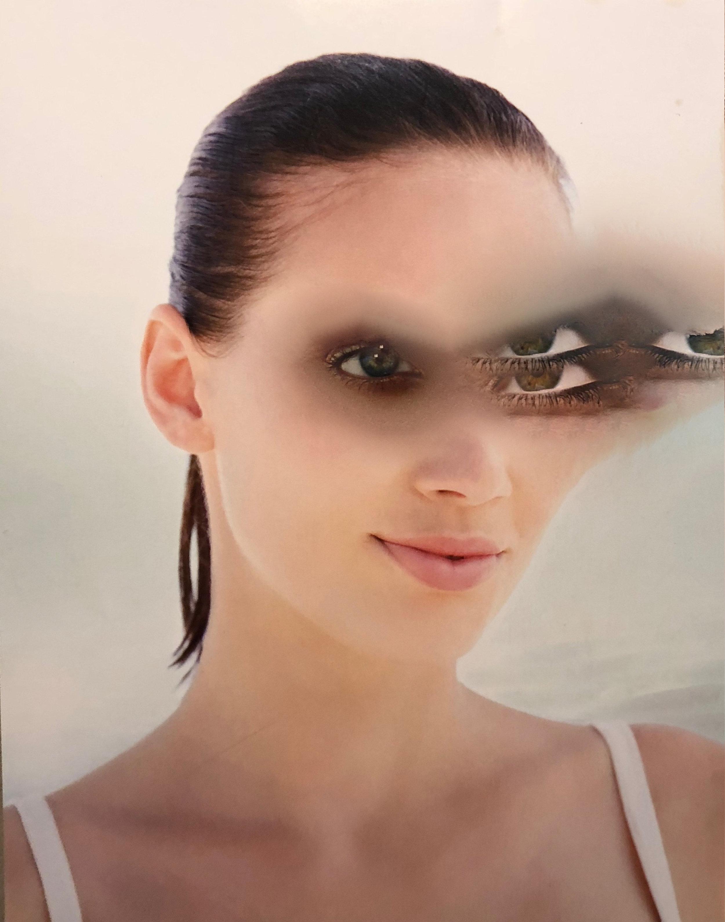 Enhanced Goddess 4 Reid Arowood Multiplatform Collage, 2018
