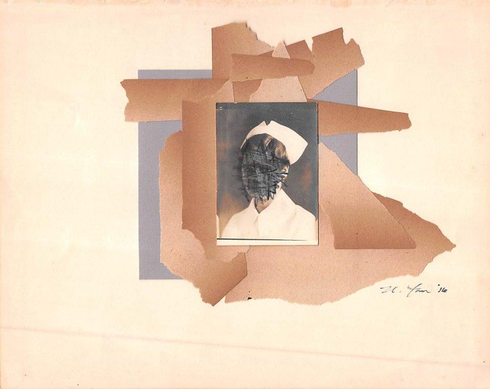 Nicholas Fair  Potemkin Gown   2016,  6x8