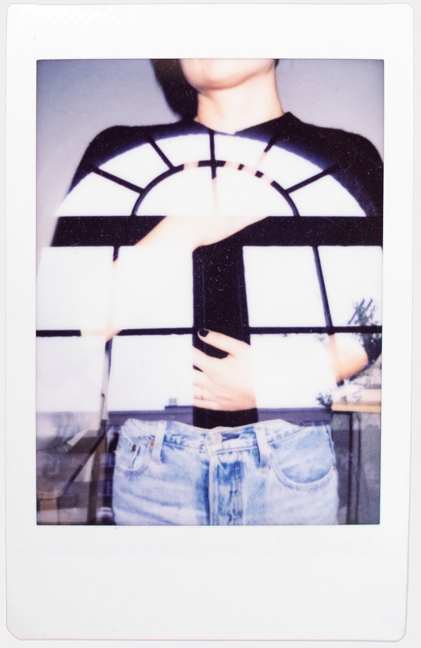 Brittany V. Wilder Untitled (from the series Bath of Light) Instax film 2016-2018