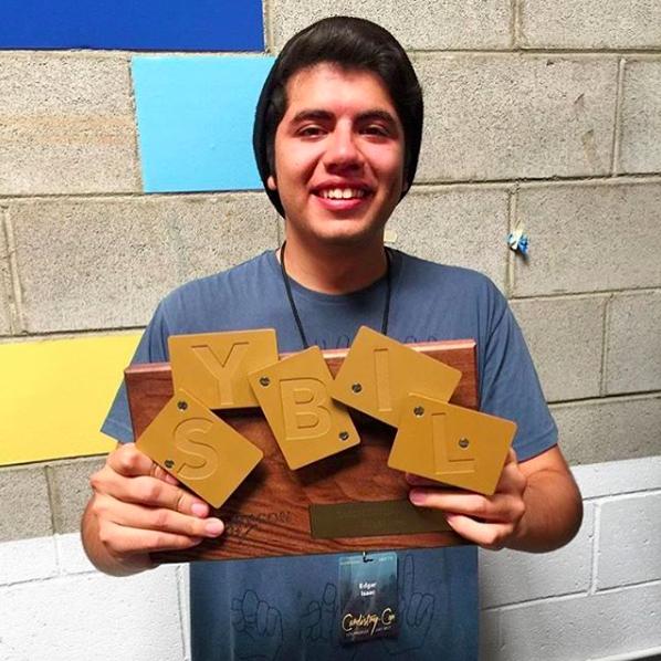 Edgar Isaac - CCC 2017 Champion