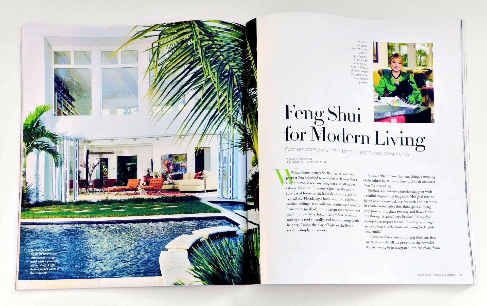 Boca Raton Homes + Lifestyles