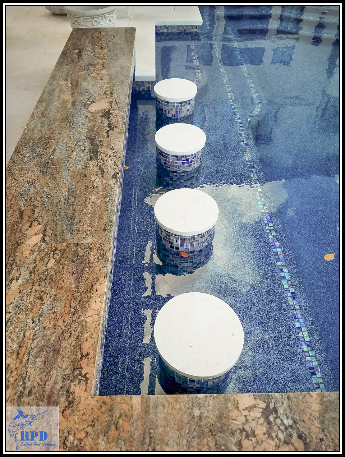 In-Pool Seating