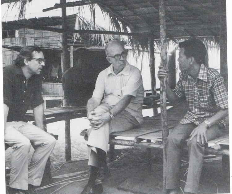 Bob DeVecchi Thailand ~1978