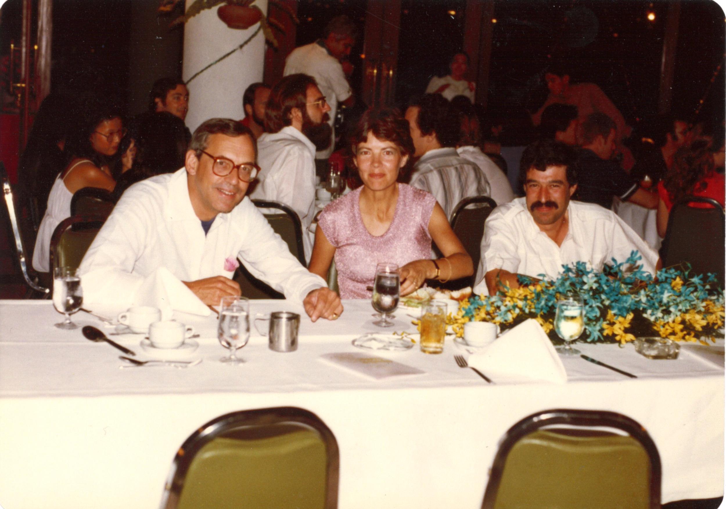 DeVecchi and Rosenblatt