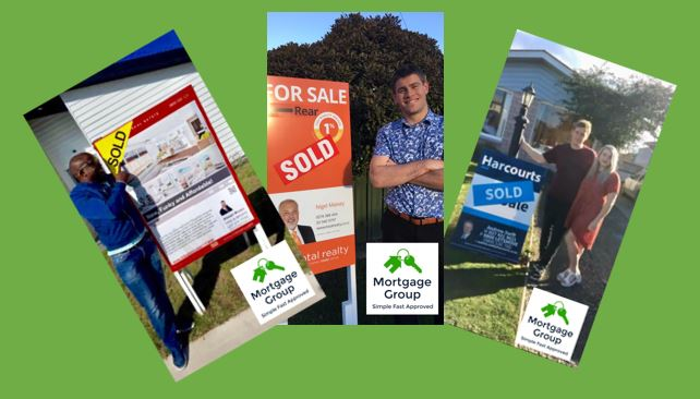 Just a few of my happy clients using my free financial advise to get into the housing market with Home Start Grant and Welcome Home Loan Scheme with just a 10% deposit - Better than paying RENT.