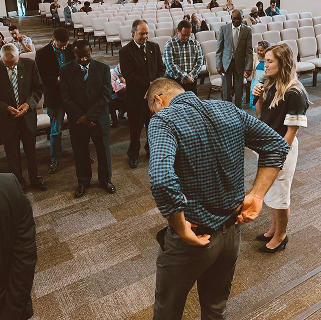 Yesterday we prayed over all of our OCC fathers and fathers of the world. Happy Father's Day 🥰 May the Lord guide you, protect you and give you wisdom.